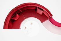 Hive Flexible Modular Seating Range from Aspect