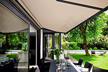 Solar Awning Fabrics Collection from Nolan Group