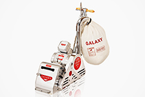 Galaxy High-performance Floor Sanding Machines from Synteko
