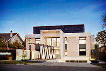 Luxury Residential Plaster Works Melbourne by CHAD