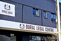 Signage for Legal Centres from Architectural Signs Sydney
