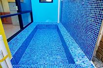 Waterproofing of Outdoor Water Features with LATICRETE
