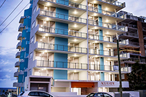 Waterproofing the Aquaview Apartments with Bayset