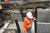 Custom Electrical Access Pits from CUBIS Systems