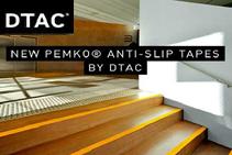 New Pemko® Anti-Slip Tape by DTAC