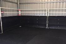 New Range of Horse Flooring Surfacing from Sherwood Enterprises