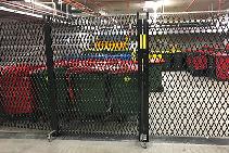 Space Efficient Security Doors for RMIT from Trellis Door Co