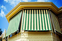 Modern Awning Canvas - Base Vogue by Brella at Nolan Group