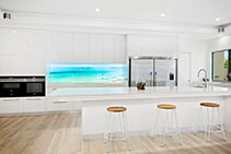 Bespoke Printed Acrylic Splashbacks from Innovative Splashbacks