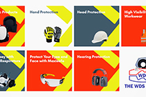 Industrial PPE Range from The WDS Group
