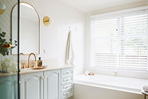 Kitchen & Bathroom Makeovers with Paint by Dulux