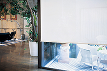 Smooth Roller Blinds - Mytec by TOSO Australia
