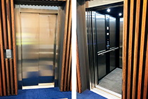 Two-Stop Lifts for Schools - Melba 16 by Shotton Lifts