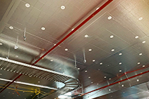 New Commercial Insulating Soffit Board from Kingspan