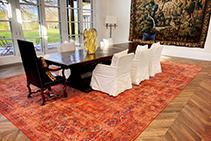 Antiquarian - Hadschlu Design Rugs from De Poortere