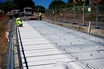 Geofoam Expanded Polystyrene Blocks NSW from Foamex