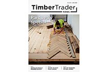 Parquetry Flooring in Timber Trader from Renaissance Parquet