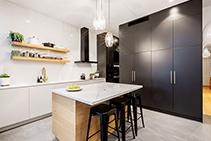 Silent Rangehood for Heritage Home Upgrade from Schweigen