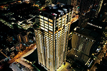Street Area Lighting & Projectors for Bangkok Village by WE-EF