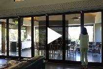 Architectural Timber Bi-Fold Doors from Paarhammer