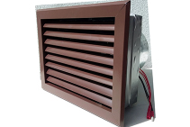 Ducted Quad Fan Sub Floor Ventilation System by Envirofan