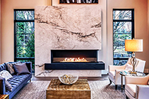 Artisan Environmentally-friendly Fireplaces from EcoSmart Fire