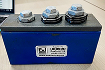 HBS Bolts by Hobson Available from The WDS Group