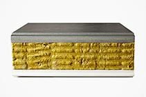 Rockwool Sandwich Panels for Construction by Bellis