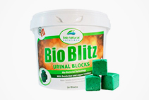 Water Soluble Urinal Blocks from Bio Natural Solutions