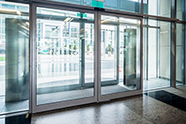 Advanced Framed Automatic Doors from ADIS Automatic Doors