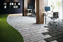 Commercial Carpet with a Natural-look from The Nolan Group