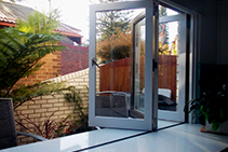Modern Timber Windows & Doors Canberra by Wilkins Windows