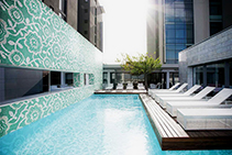 Bisazza Exterior & Interior Mosaic Tiles from RMS Marble