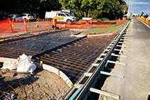 In-situ Roadway Drainage Installations by EJ