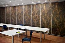 Operable Walls for Telstra Head Office, Bourke by Bildspec