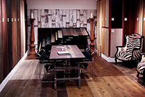 Bespoke Wood Floor Design & Installation by Antique Floors