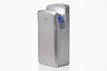 Automatic Hand Dryers in Silver from Verde Solutions
