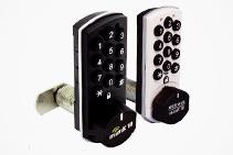MiniK10 Digital Cabinet & Locker Locks with NFC from KSQ