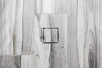 Porcelain Bathroom Wall Tile Applications Using LATICRETE