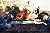 Rail Drainage Remediation with Geotextiles from Polyfabrics