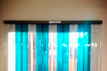 Domestic Strip Curtain Doors from Premier Door Systems