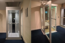 Consort Lift Compact Home Lift from Shotton Lifts