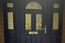 Double Glazed Composite Doors from Ecovue