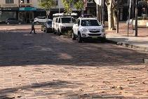 Extra Heavy Duty Streetscape Installation System by LATICRETE