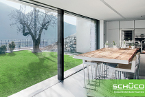 Schüco Thermally Efficient Doors and Windows from Capral Aluminium