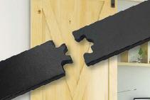 Sliding Barn Door Track System from Cowdroy