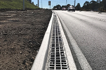 Supreme Polymer Drainage System for Road Upgrade from Hydro