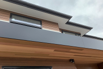Western Red Cedar Lining Available from Hazelwood & Hill