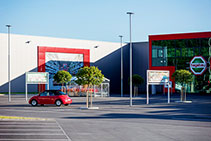 Exterior Lighting for Large-scale Retail Developments by WE-EF