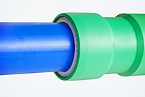 New Push-Fit Fittings for Piping Connections from Aquatherm